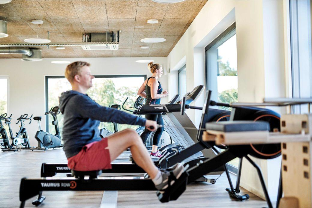 Fitness am Standort Kiel